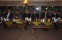 GAZETECILER GÜNÜ - Başkan Arslan Ve Lekesiz, 10 Ocak Çalışan Gazeteciler Günü'nü Kutladı