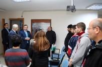 İŞ BAŞVURUSU - Başkan Kadıoğlu, ESBİM Mülakatına Katıldı
