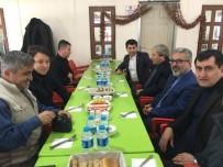 Başkan Şahin, Gazeteciler İle Öğle Yemeğinde Buluştu