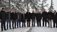 Başkan Süleyman Özkan, Gazetecilerin Gününü Kutladı