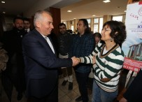 OSMAN ZOLAN - Başkan Zolan'dan Gazetecilere Ziyaret