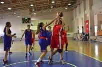 TEOMAN - Basketbolda Mehmet Meryem Kayhan Ortaokulu İl Birincisi