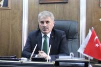 ŞAHIT - Belediye Başkanı Memiş'ten 10 Ocak Çalışan Gazeteciler Günü Mesajı