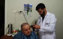 AHMET MISBAH DEMIRCAN - Beyoğlu Belediyesi Yaşlı Ve Engelli Vatandaşların Yüzünü Güldürdü