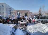 Beyşehir'de AÖF Sınavında Bin 100 Öğrenci Ter Dökecek