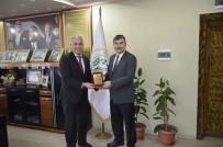 Bilecik Orman İşletme Müdürü Yaycıoğlu'ndan Başkan Yaman'a Ziyaret