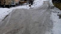 Bileciklilerin Buz Tutan Kaldırımlarla İmtihanı