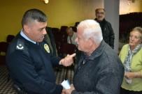DIYALOG - Bozyazı İlçe Emniyet Müdürü Ergün, Bayburt'a Atandı