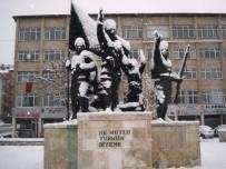 KAR MANZARALARI - Burdur Beyaza Büründü