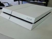 PLAYSTATION - Buz beyazı Playstation 4 satışa çıkıyor