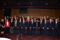 GAZETECILER GÜNÜ - 'Çalışan Gazeteciler Günü' Ödül Töreni