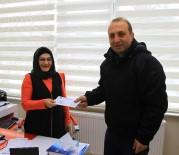 Çerkezköy'de İlk Kimlik Sahibine Teslim Edildi