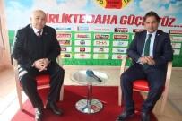 CHP Kocasinan İlçe Başkanlığı'ndan Gazeteciler Cemiyeti'ne Ziyaret