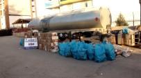 KAÇAK AKARYAKIT - Diyarbakır'da Kaçakçılık Operasyonları