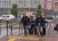 Edremit'te YDG-H Üyesi Oldukları İddia Edilen 2 Kişi Tutuklandı