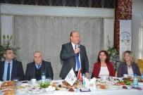 MESUT ÖZAKCAN - Efeler Belediyesi Basın Mensupları İle Kahvaltıda Buluştu