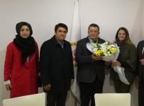 AHMET ÜNAL - Ercik, MGC'yi Ziyaret Etti