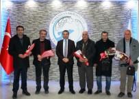 FEDAKARLıK - Erciş Kaymakamı Yaşar Çalışan Gazeteciler Gününü Kutladı