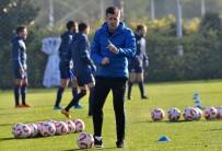 MANCHESTER CITY - Eroğlu Açıklaması 'Futbolun Robert Koleji'yiz'