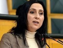 HDP - Figen Yüksekdağ duruşmaya katılmadı
