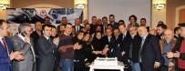 ORHAN FEVZI GÜMRÜKÇÜOĞLU - Gazeteciler Günü Etkinliği Trabzon Basınını Bir Araya Getirdi