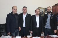TARAFSıZLıK - Genel Başkan Çelik'ten İHA'ya Ziyaret