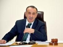 DOĞU KARADENIZ - Giresun İl Genel Meclisi Başkanı Mürşit Gürel Çalışmalar Hakkında Bilgiler Verdi