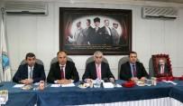 MADENCILER GÜNÜ - GMİS Genel Başkanı Demirci Açıklaması 'TTK, Türkiye İçin Bir Şanstır'