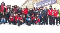 Hakkari'de Kulüplerarası Alp Disiplini Kayak İl Birinciliği Yarışması