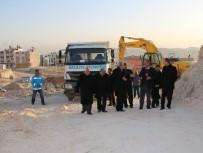 İSMAIL GÜNEŞ - Haliliye'de Yeni Yol Çalışmaları Sürüyor