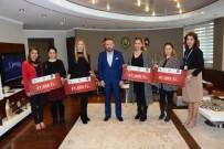 İzmit'te 279 Kadına 288 Bin Lira Mikro Kredi