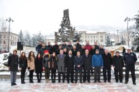 GAZİLER DERNEĞİ - Kastamonu'da Gazeteciler Günü Kutlandı