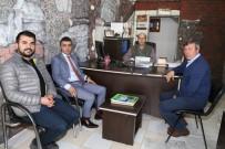 MURAT AYDıN - Kaymakam Turan, 10 Ocak Çalışan Gazeteciler Gününü Kutladı