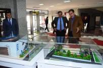 Kaymakam Yavuz'dan Başkan Bulutlar'a Ziyaret