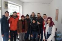 ONSEKIZ MART ÜNIVERSITESI - Lapseki'de Çalışan Gazeteciler Günü Kutlaması