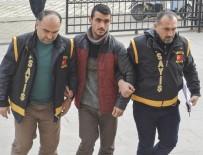 Manisa'daki 'Hırsızlık Şebekesi' Tutuklandı