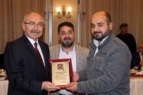 DOĞAN HABER AJANSı - Mardin'de Çalışan Gazeteciler Ve İdareciler Günü Birlikte Kutlandı