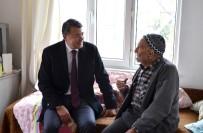 MEHMET YAVUZ - Mehmet Ali Dede Mektup Yazdı, Başkan Ziyaret Etti