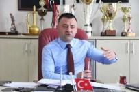 İNEGÖLSPOR - Metehan Babaş Açıklaması 'Bambaşka Bir Kastamonuspor Olacak'