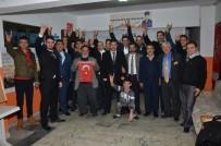 Milas'da 'Ruhi Kılınçkıran'dan Fırat Çakıroğlu'na Şehitleri Anma' Etkinliği Düzenlendi