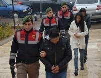 Milas'ta 3 Hırsız 11 Ayrı Suçtan Tutuklandı