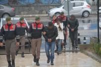 Milas'ta Hırsızlığa 3 Tutuklama