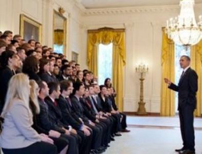 Obama'dan Türk bilim insanlarına ödül