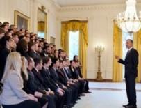 BILIM ADAMLARı - Obama'dan Türk bilim insanlarına ödül