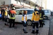 Otomobilde Uyuyan Şahıs Polis Ekiplerini Harekete Geçirdi