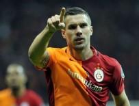 ÇİN - Podolski transferinde son durum
