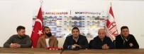 SUBAŞı - Sandro Ranieri Resmen Antalyaspor'da