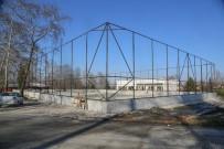 Sapanca'da Sosyal Tesis Binası İnşaatı Sürüyor