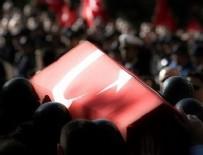 ŞEHİT CENAZESİ - Şehit astsubay son yolculuğuna uğurlandı
