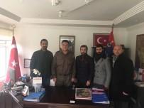 JANDARMA KARAKOLU - Selçuk Galatasaraylılar Derneğinden Anlamlı Ziyaret